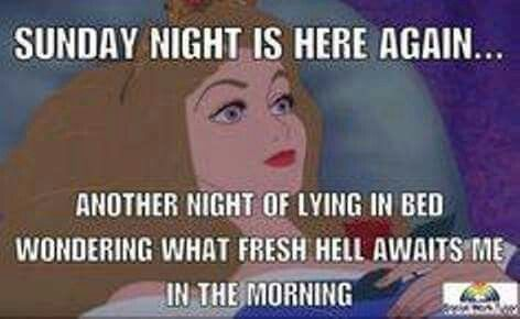 Every Sunday!!