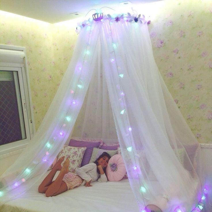 17 melhores ideias sobre camas princesa no pinterest - Camas de princesas ...