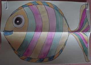 A Pretty Talent Blog: School Holiday Project - Cardmaking: Happy Fishing!