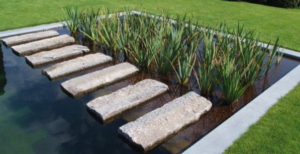 Bog filter ponds and bogs oh my pinterest for Garden pool with filter