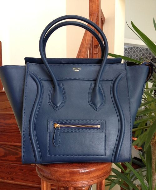 Celine Luggage Handbag Preview Of The Best Handbags Pinterest And Woman