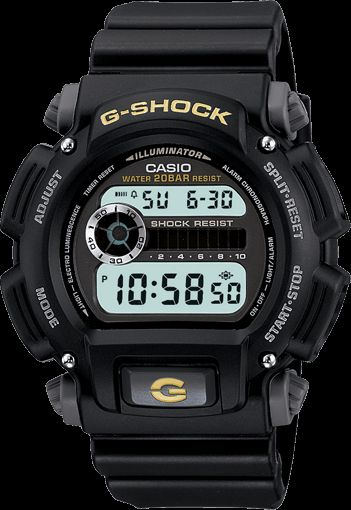 Cheap G-Shock DW9052-1B Watch