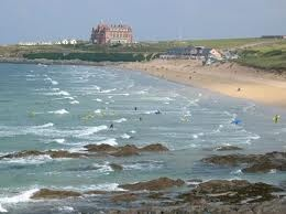 Newquay cornwall The resort with seven beautiful beaches. Www.countryviewcottages.co.uk