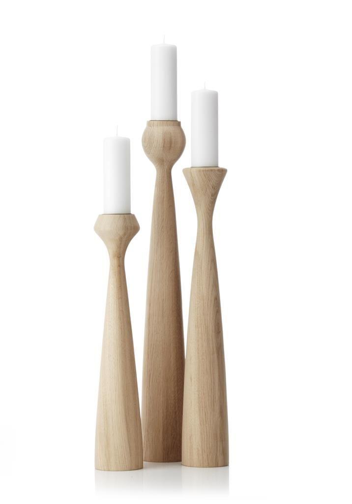 Applicata Blossom Maxi - Stor gulvlysestage i træ - Tinga Tango Designbutik