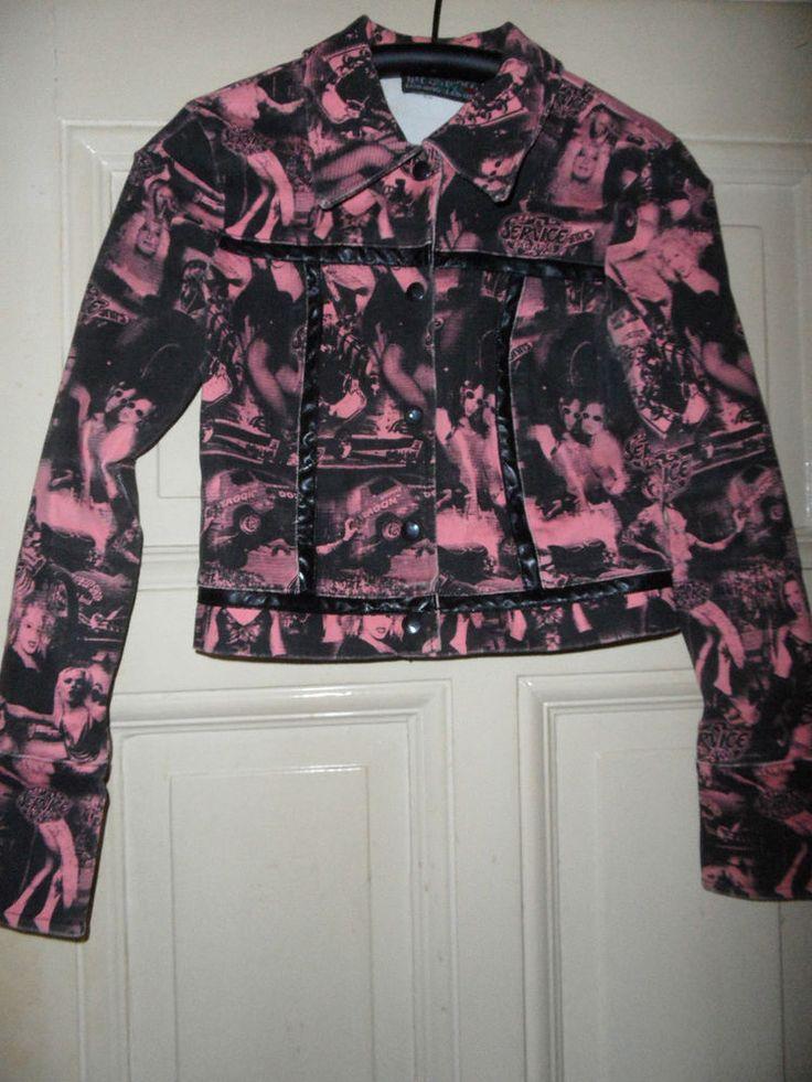 LIP SERVICE Dragstrip jacket #63-27