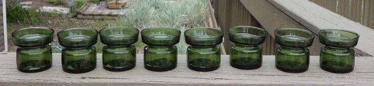 Dansk Quistgaard IHQ Set Of 8 Danish Mid Century Modern Candle Holders Denmark | eBay