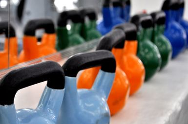 Advanced Kettlebell Exercises - Strength and Endurance Exercises with a…