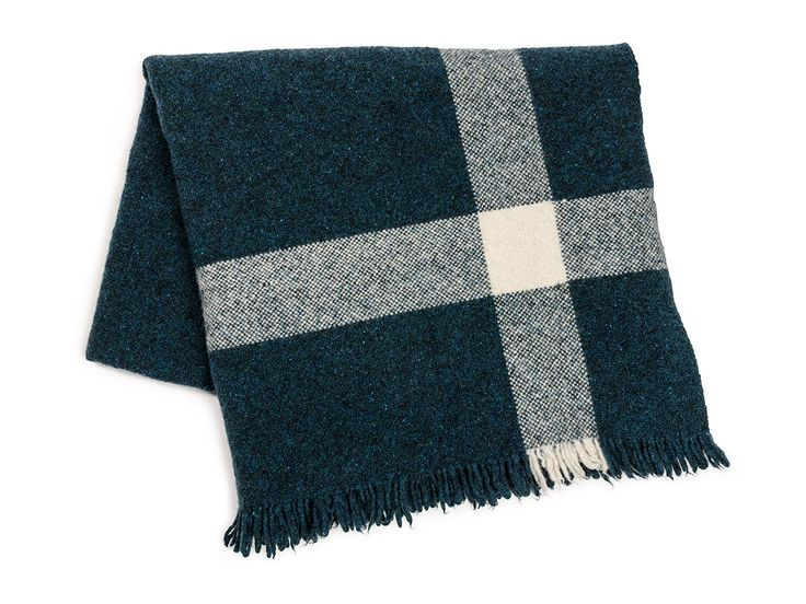Wool Throw | Cultivations