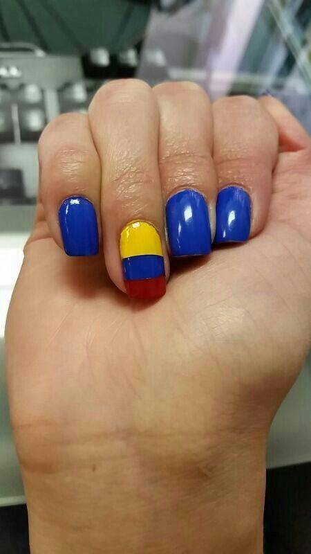 Colombian Nails Hair Beauty That I Love In 2018 Pinterest Nail Designs And Art