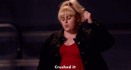 Pin for Later: 22 Quotes That Prove Fat Amy is the Best Thing About Pitch Perfect Expressing Confidence