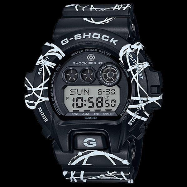 CASIO G-SHOCK FUTURA ATOMIC GRAFFITI LIMITED EDITION GDX6900FTR-1D