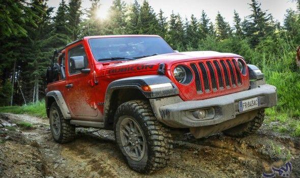 نسخ خفيفة الوزن من New Jeep Wrangler Jeep Wrangler Reviews Jeep Wrangler