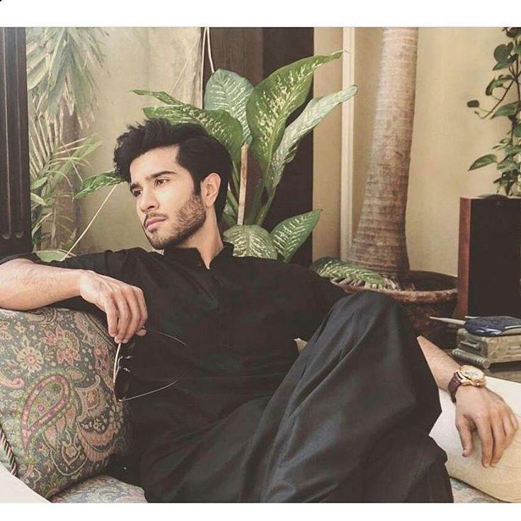 - #Ferozkhan on his new tvc #khaani  #shoot #feroz #latest #maninblack #fk
