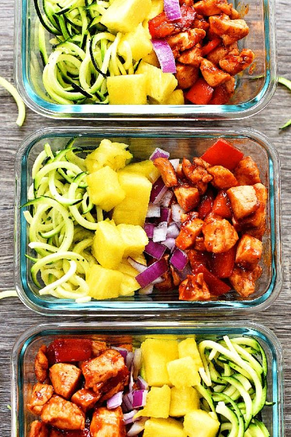 27 Chicken Meal Prep Recipes That Never Get Boring In 2018 Recipes