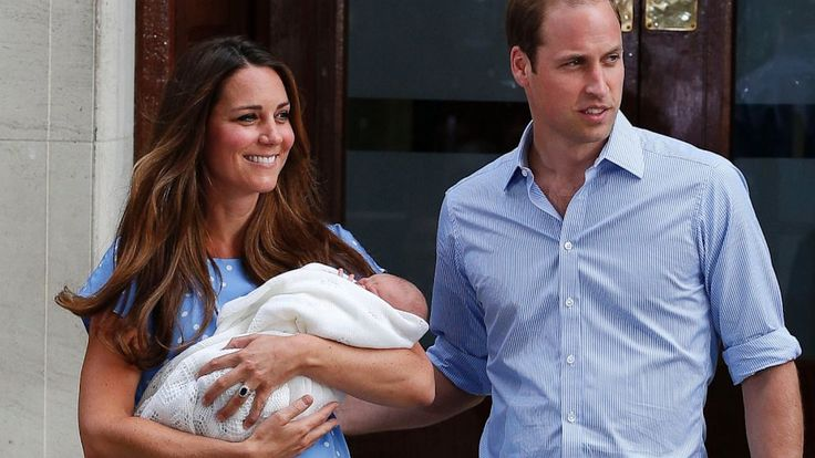 Prince William and wife Kate Middleton announce their baby is due in April 2015 - Details: http://abcn.ws/1pu5v4B