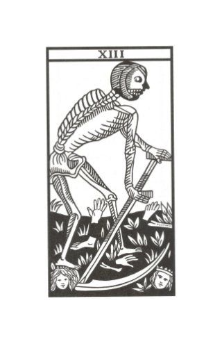 La Muerte Tarot de Marsella de Jodowrosky