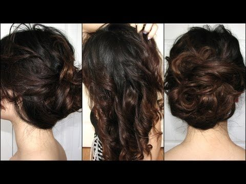 Love Your Hair with ULTA - Curls, Updo & Giveaway!