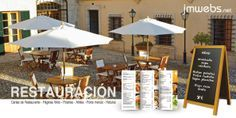 Servicios de Diseño de Páginas Web, Diseño Gráfico, Imprenta, Rotulación y Reportajes Fotográficos para la Restauración en Barcelona; Restaurantes, Bares, Fondas, Cafeterías. Precios en www.jmwebs.com - Teléfono: 935160047