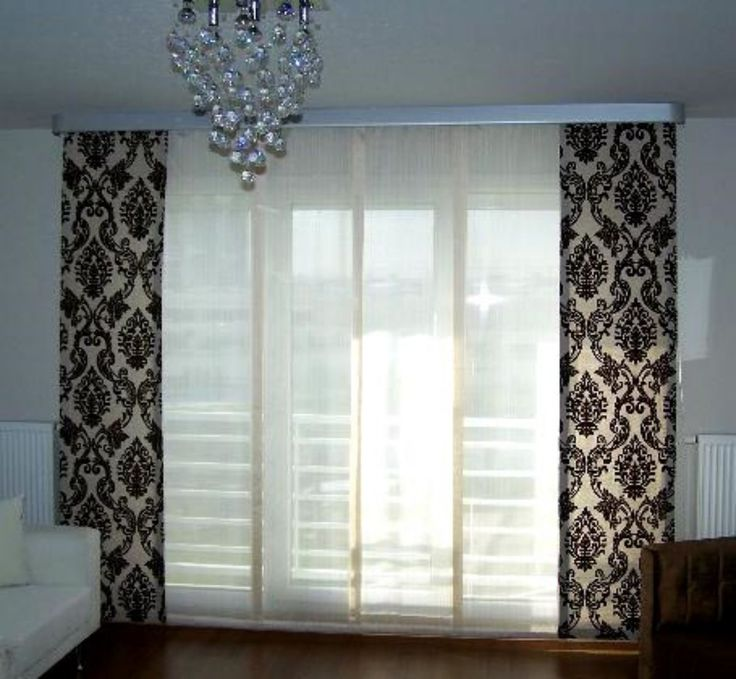 ... curtain decoration models style 3 5 Modern Curtain Decoration Ideas