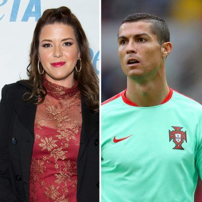 Alicia Machado Publicly Criticizes Cristiano Ronaldo for Having Twins Via Surrogate