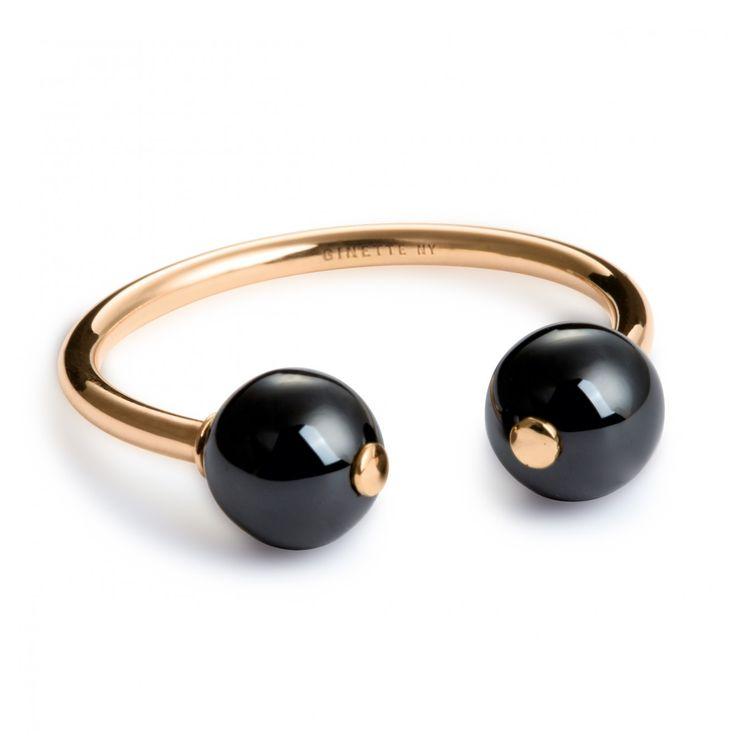 ceramic baubbles large bead ring