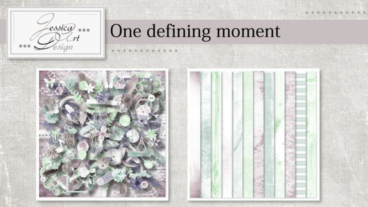 One defining moment by Jessica art-design