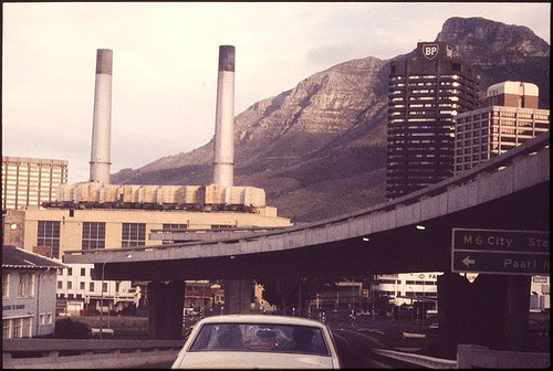 Old Power Station, Cape Town by BAZ555, via Flickr