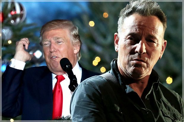 Most Americans want to dump Trump! See http://www.salon.com/2017/01/03/a-majority-of-americans-including-bruce-springsteen-doubt-donald-trump-can-perform-essential-presidential-duties/
