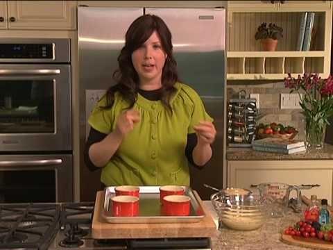 Berry Brulee Kosher Dessert Recipe