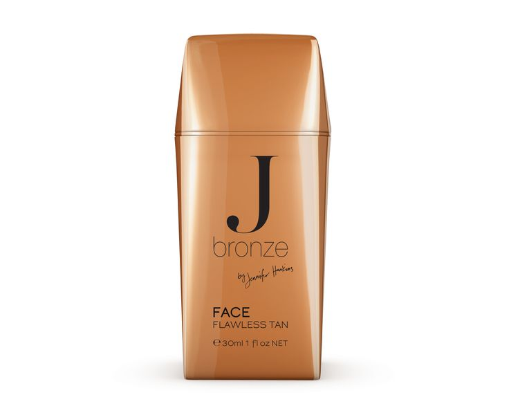 Jbronze Face Flawless Tan