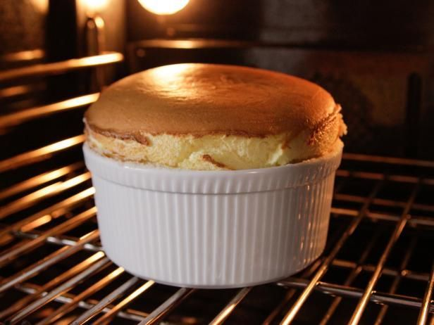 Get Souffle a L'orange Recipe from Food Network