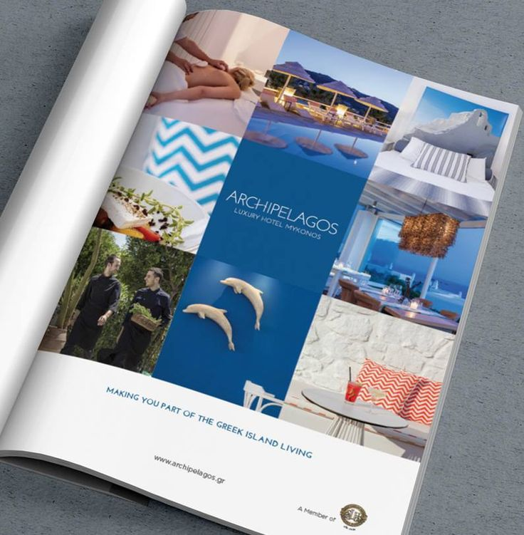 Our new print campaign is on air!  Empowering our promise to be making you part of the Greek island living. #ArchipelagosMykonos #ArchipelagosLiving #Mykonos #SLH #printad #printcampaign #paturnfirm