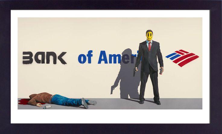 Ryan McCann - Death to Banksy