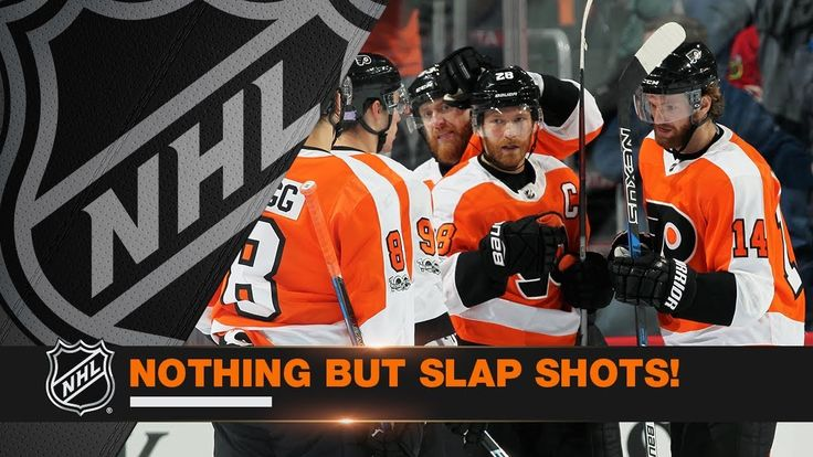 The Best Slap Shot Goals from Week 5 - NHL News Videos