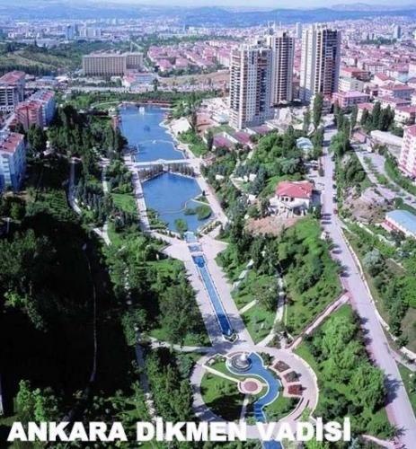 Dikmen Valley - Ankara- Turkey