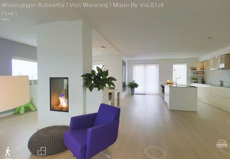 Moderne nieuwbouwwoning in Cuijk. Doe de virtuele 3D rondleiding: http://www.vanwanrooij.nl/cuijk-cuijkse-tuinen/fase-c1/geschakelde-woning-aubrieta-fase-c/
