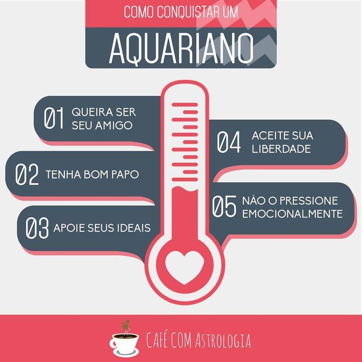Como conquistar um aquariano... - Café com Astrologia #aquário #astrologia #signos #zodíaco #astrology