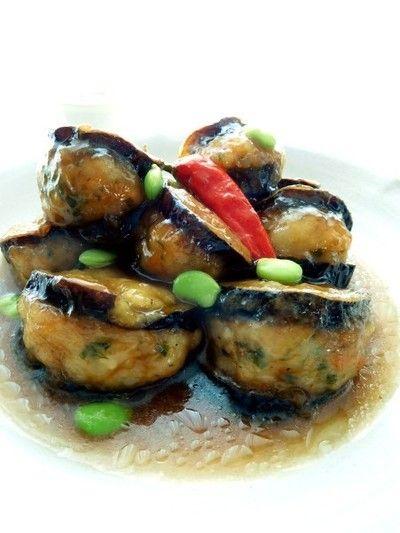 なすのエビはさみ揚げ♪ by yukoさん | レシピブログ - 料理ブログの ...