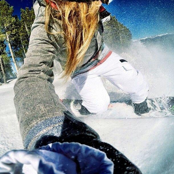 #snowboarding #shredonsisters
