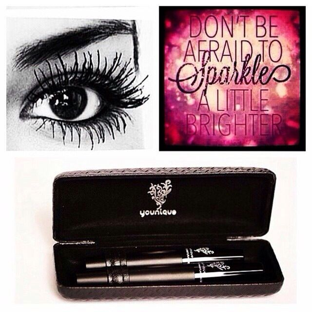 Younique 3D Fiber Mascara is the new beauty MUST HAVE for all brides to be for their special day. This mascara creates the appearance of incredible thickness and volume to your existing lashes. Also water resistant :) www.youniqueproducts.com/heatherking1