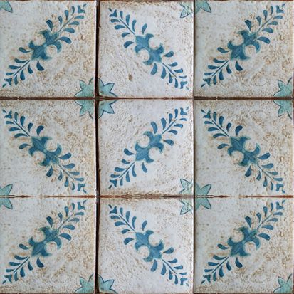 tabarka studios tile | Tabarka Studio (in Arizona) have perfected handmade terracotta tiles ...