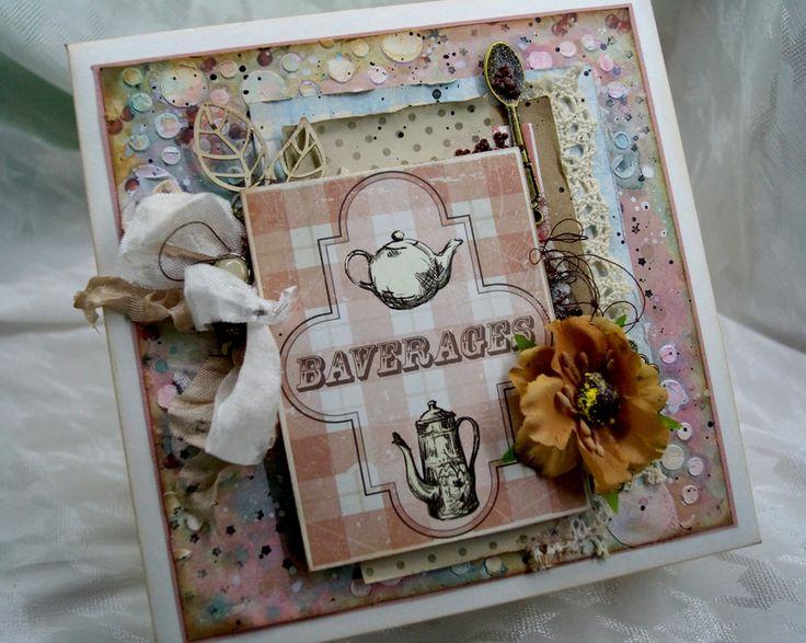 Скрапбарашка - Альбомы ручной работы, Мамины сокровища, папки для документов на заказ, открытки и фоторамки