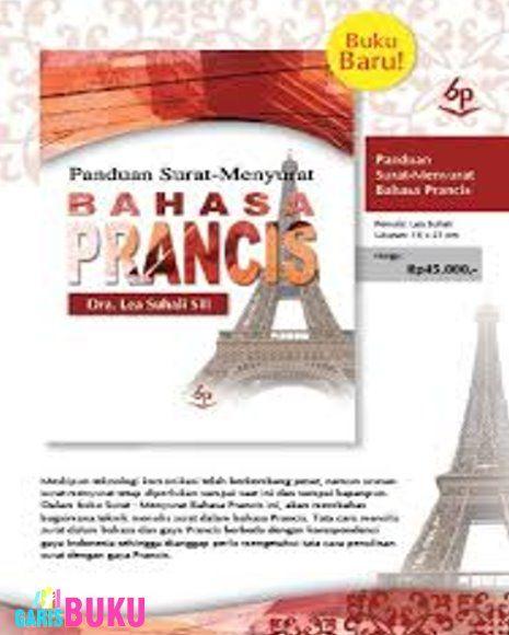 Panduan Surat-menyurat Bahasa Prancis  Toko Buku Online GarisBuku.com 02194151164  |  081310203084