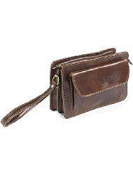 Wrist Bag/Travel Organiser Clutch Wallet Man Bag Mens Wristlet £89.99@amazon  #madeInItaly