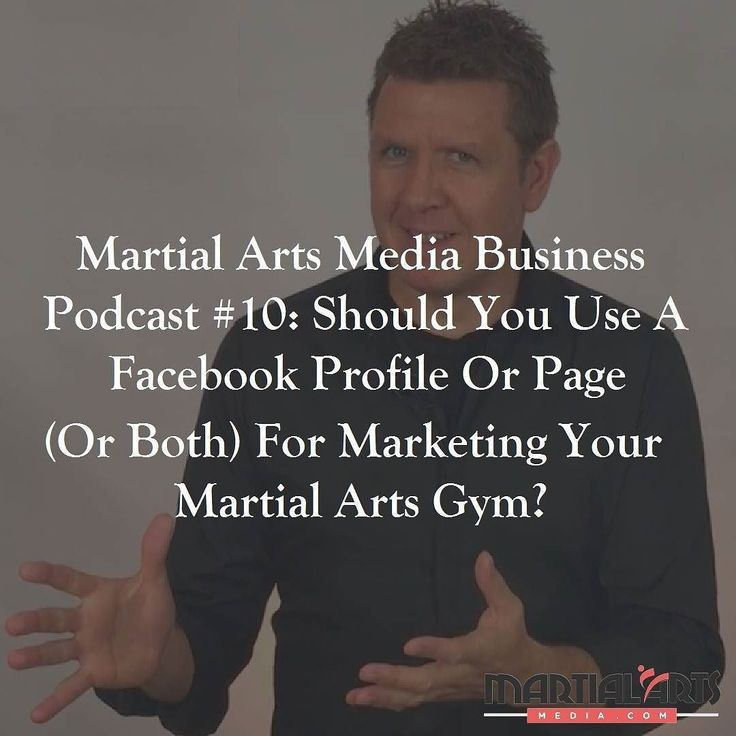 Many martial arts gym owners use a personal Facebook profile for their marketing. But what are the consequences of doing this? In Martial Arts Media Business Podcast 10 @georgefourie discusses the differences between a Facebook profile and business page and what 'Edgerank' is all about. In this episode you'll learn the costly consequences of having a profile for your martial arts business why people dont see your #Facebook status updates etc. Link in bio. #edgerank #success #business…