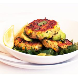 I Quit Sugar » Recipes » Page 3 of 22 Quinoa zucchini corn fritters