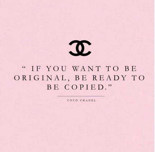 Imagem de chanel, quote, and coco chanel More