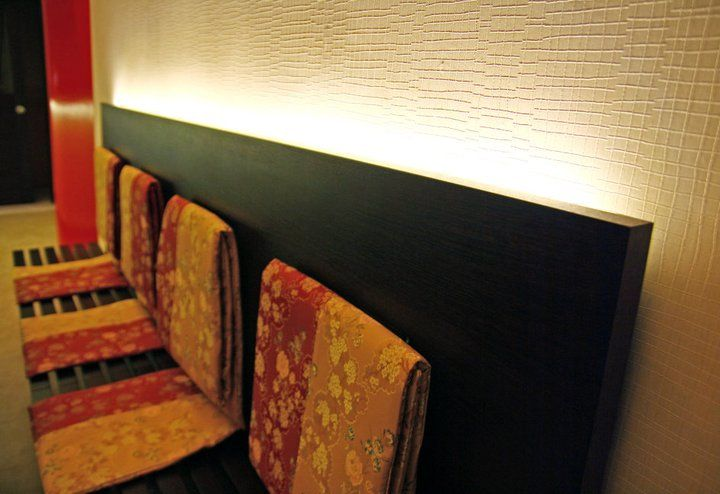 Sushi Bar Geisha #bratislava #design