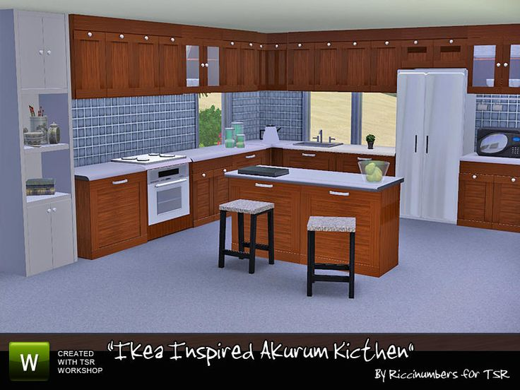 118 best TS3 CC - Furniture images on Pinterest Furniture, Home - udden küche ikea