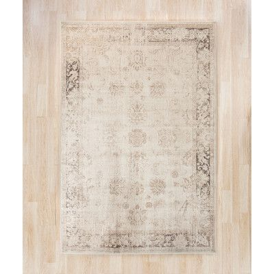 shop wayfair for charlton home rockport beige area rug great deals on all decor products with the best selection to choose from